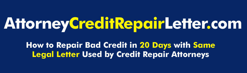 how to clear bad credit rating
